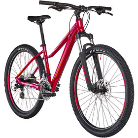 "ORBEA MX ENT 50 27,5"", garnet/orange"